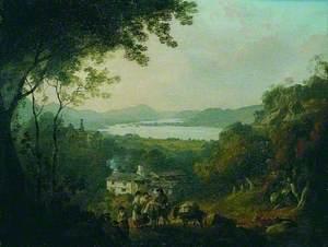 Windemere from Troutbeck, Cumbria
