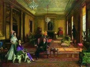 The Family of Lord Duveen
