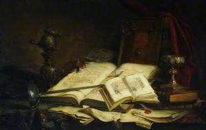 Still Life, Books