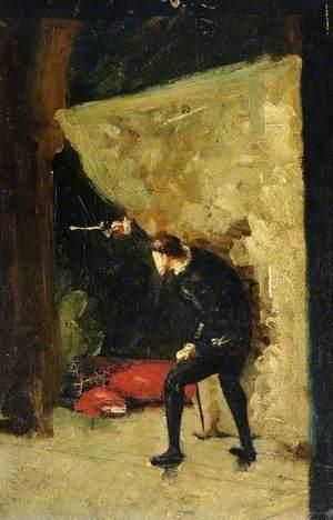 The Death of Polonius