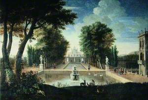 The Menagerie at Versailles, France