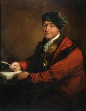 Idealised Portrait of Carl Linnaeus (1707–1778)
