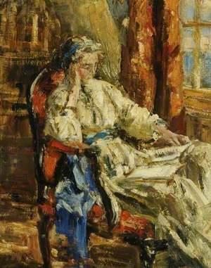 Reverie (Miss Lillian Montgomery)