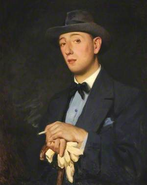'Jimmy' James (Mr Ernest William James) (1886–1964)