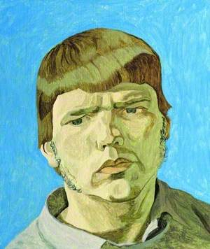 Self Portrait 1991 No. 10