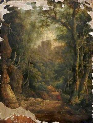 Woodland Landscape*
