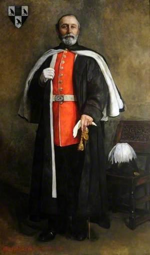 Ralph Creyke Junior, Esq., DL, JP