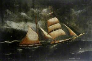 'Lizzie Lee' of Goole (Foul Weather)