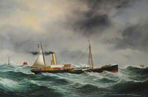 SS 'James Tennant' of Newcastle (Foul Weather)
