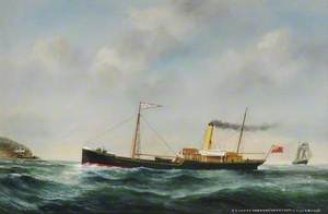 SS 'James Tennant' of Newcastle (Fair Weather)