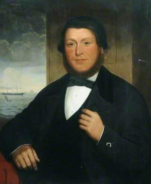 Captain John Lumley (1830–1878), Master Mariner of SS 'Emily'