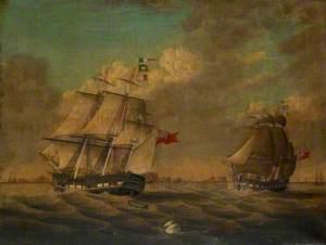 Barque 'Maida' of Hull