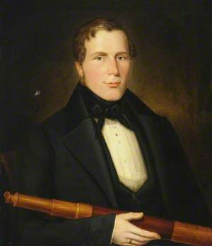 Captain R. M. Sawyer of Hull (1816–1905), Master Mariner