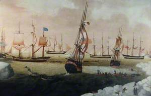 'Thomas', 'Brothers', 'Samuel' and 'North Briton' in the Arctic