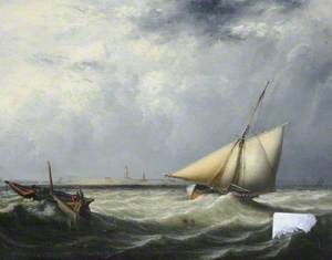 Spurn Head, a Cutter to the Rescue