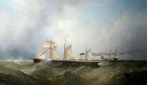 SS 'Dagmar'