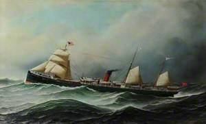 SS 'Santiago'