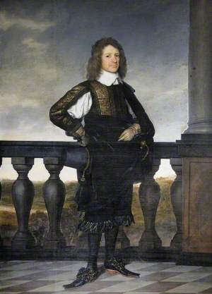 Walter Strickland (d.1676)
