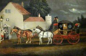 Hull and London Royal Mail Coach