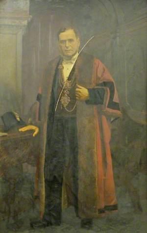 Alderman Henry Toozes