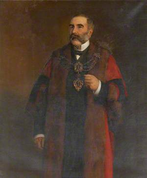 Alderman Charles Richardson