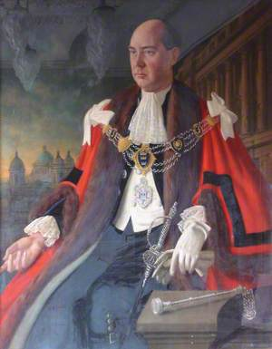 Alderman Rupert Alec-Smith (1913–1983)