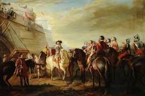 Charles I before Hull