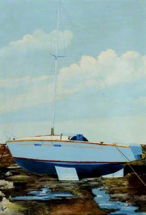'Annabel Louise' at Stone Creek (Debutante Builder at Blanks Boatyard)
