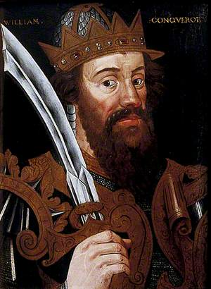 William the Conqueror (1027/1028–1087)