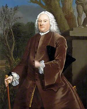 Sir Thomas Webster (1676–1751), 1st Bt