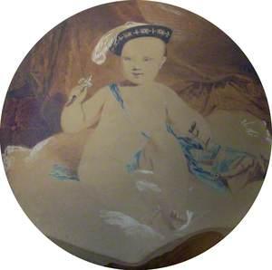 Sir Godfrey Webster as a Child
