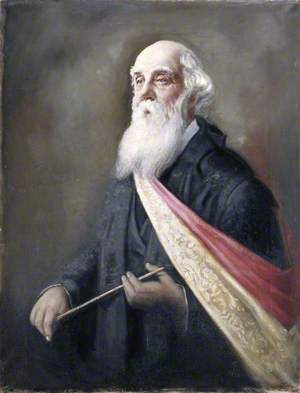 Portrait of an Organist