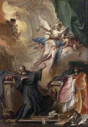 Vision of Saint Anthony