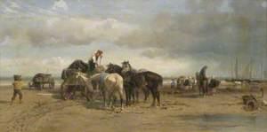 The Shore at Scheveningen, The Netherlands