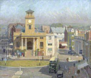 Old Town Hall, Worthing, West Sussex