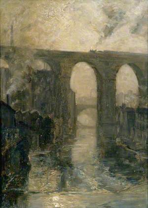 River and Viaduct