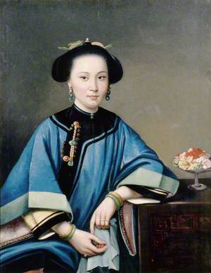 The Fourth Concubine of Hexing (Wo Hing) of Hong Kong