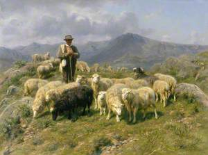 Shepherd of the Pyrenees