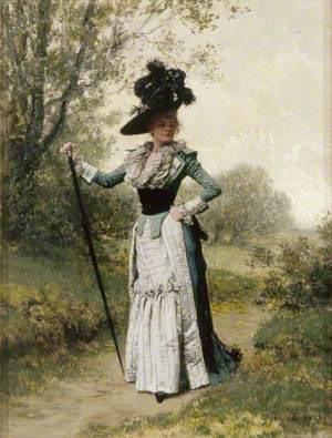 Lady of the Directoire
