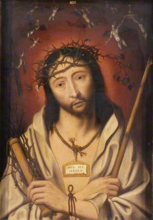Christ Crowned with Thorns ('Ecce Homo')