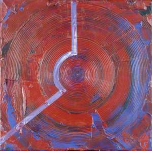Spinning Red: Suspended
