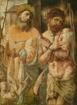 Not this Man but Barabbas