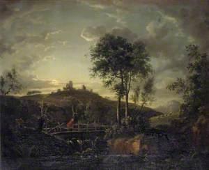 Moonlit Scene