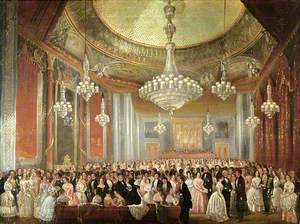 The Music Room, Royal Pavilion: The Grand Re-Opening Ball