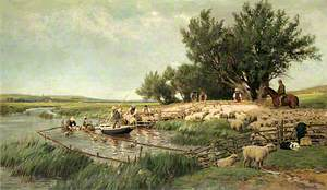 The Sheep Wash, Sussex