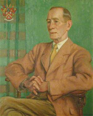 Lieutenant Colonel S. Moens, CBE