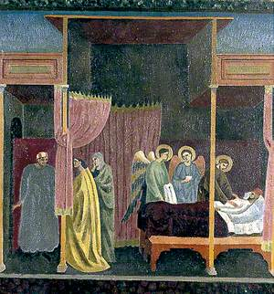 The Healing of the Wounded Man of Lerida