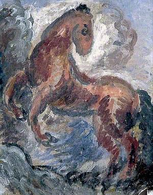 A Prancing Horse