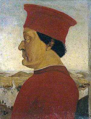 The Duke of Urbino