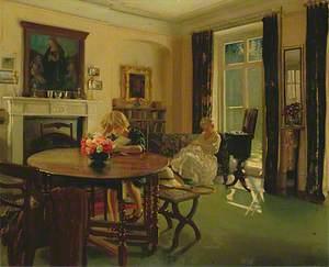 A June Interior